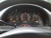1998 MERCEDES-BENZ M CLASS 3.2 ML 320 5D 215 BHP