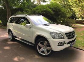 2010 Mercedes GL450 4.0CDI AMG Full Factory Kit,PANORAMIC SUNROOFS