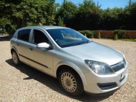 Vauxhall Astra 1.6 i 16v Life Easytronic 5dr 2006 (06 reg), Hatchback