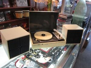 SEARS Stereo Sound System Record Player For Sale