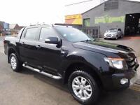 Finance me! Ford Ranger 3.2TDCi 4x4 Wildtrak Double Cab one owner (41)