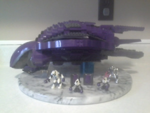 Mega Bloks Halo Collection
