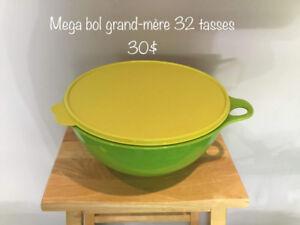 Méga bol grand-mère - Tupperware