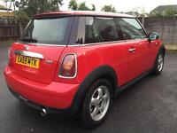 Mini One 2009 1.4 Pepper,Lady Owner,Drives Superb,Low Millage,Highly Maintained