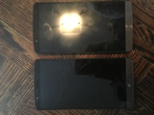 Selling pair of LG G3 for 200.00$ or 125.00$ each Cambridge Kitchener Area image 1