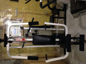 Selling my weider 5400 pro home gym