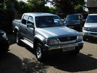 2005 Toyota Hilux 2.5 D4D Invincible Manual