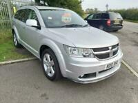 2010 Dodge Journey 2.0 CRD RT MPV Diesel Manual