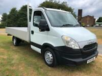 Iveco Daily 35S11 3.5T 14ft Dropside, Very Clean