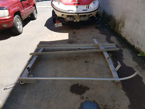 roof rack for ladder