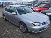 2000/X Nissan Primera 2.0 ( 140ps ) Hypertronic CVT-M6 Sport LONG MOT EXCELLENT