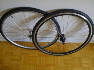 700c wheels and parts