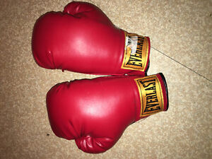 Punching gloves 20.00 smaller size i believe