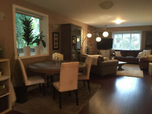 Above Ground, Like-New 2 Bedroom Suite - Upper Lonsdale
