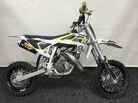 2017 HUSQVARNA TC 50 ROCKSTAR ENERGY EDITION | VERY GOOD CONDITION | TC50 50SX