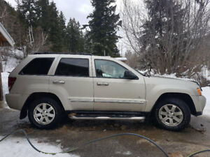 '08 Jeep Grand Cherokee TURBO DIESEL fully loaded