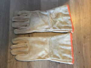 New Deer Skin Welder Gloves