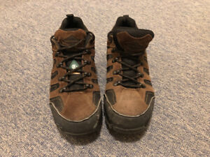 Workload Men's Harpoon Safety Work Shoes size 10-10.5