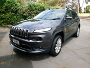 2014 Jeep Cherokee Limited 2.0L TDI Auto Para Vista Salisbury Area Preview