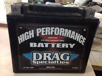 Brand new battery for Harley Davidson soft tail.