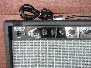 Combo Randall RM80 a 2 modules PRIX REDUIT $700.00 FERME West Island Greater Montréal image 2
