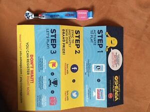 OSHEAGA 3 DAY pass & Bus roundtrip ticket for sell