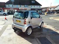 2007 smart city-passion 0.7 Automatic Coupe Petrol Automatic