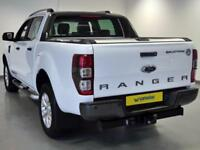 2015 Ford Ranger Diesel white Auto