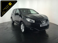 2013 63 NISSAN QASHQAI ACENTA +2 DCI 5 DOOR HATCHBACK 1 OWNER FINANCE PX WELCOME