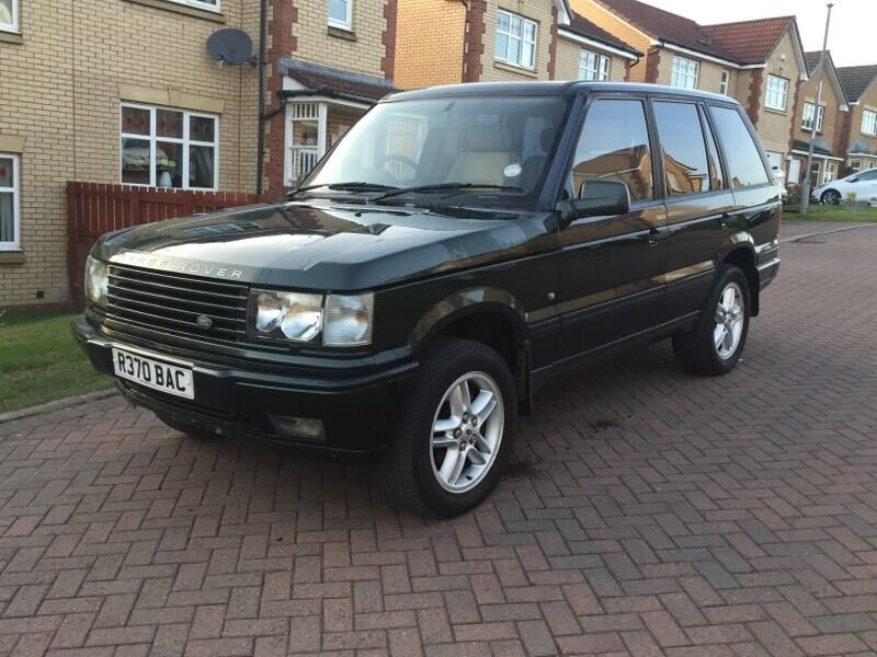 fastane motors range rover 4 0 petrol full years mot. Black Bedroom Furniture Sets. Home Design Ideas
