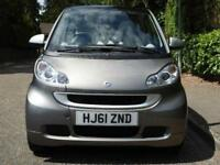 2011 Smart Fortwo 1.0 Passion 2dr