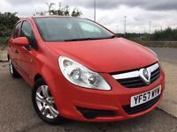 Corsa red 1.2 petrol low Malige long mot