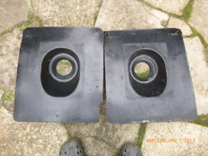 """2 x 3"""" ROOF VENT BOOTS"""