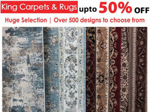 Carpets and Area Rugs