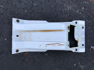 1957 Chevrolet Original Hood Latch Panel