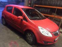 Vauxhall Corsa D PARTS 1.2 16v (Astra,zafira,vectra,Meriva,tigra,Agila)