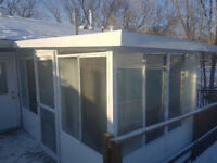SUNROOMS,  PATIO COVERS AND MORE