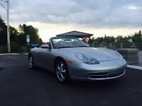 Porshe carrera 911 convertible and hardtop!