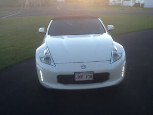 2013 Nissan 370Z Convertible fully loaded