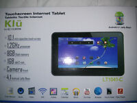10.1 touchscreen android tablet