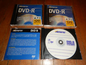 DVD-R Blank Discs (ALL for $5)
