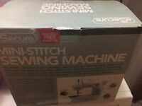 Brand new mini stitch sewing machine