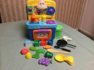 Fisher Price Play Kitchen with Sounds & Light