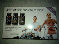 doTERRA Life Long Vitality Pack plus Other Vitamins