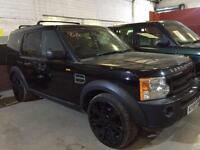 2008 Land Rover Discovery XS Commercial Td V6 Auto 5 door Four Wheel Drive