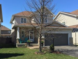 Beautiful 3+1 bedroom family home for rent in Stittsville
