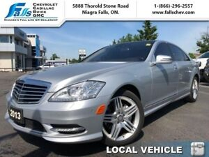 2013 Mercedes Benz S-Class S550 4MATIC SWB  SAFETIED AT AN AUTHO