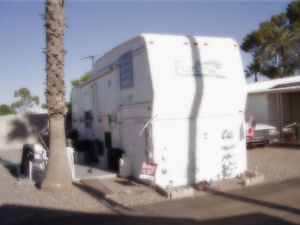 For rentel  5th wheel rentel in Coolidge Az.