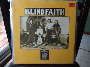 Blind Faith and Jethro Tull Records