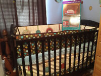 Baby Crib (Converts to a Toddler Bed)